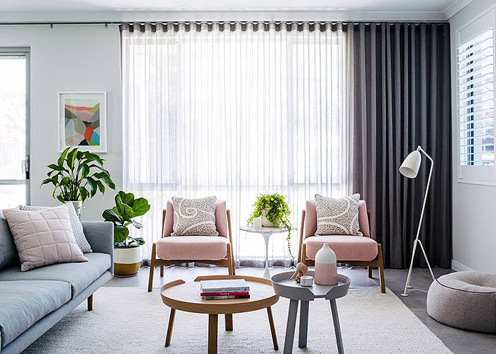 Cairns Ripple Fold Curtains